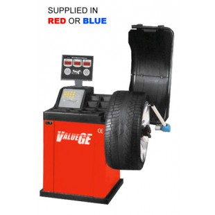 FULLY AUTOMATIC ULTRA PRO WHEEL BALANCER
