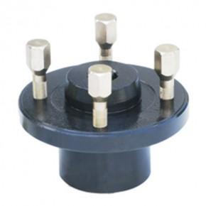 4-hole adaptor of wheel balancer